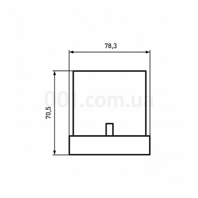 Датчик движения IEK ФР 601 LFR20-601-2200-003 Grey